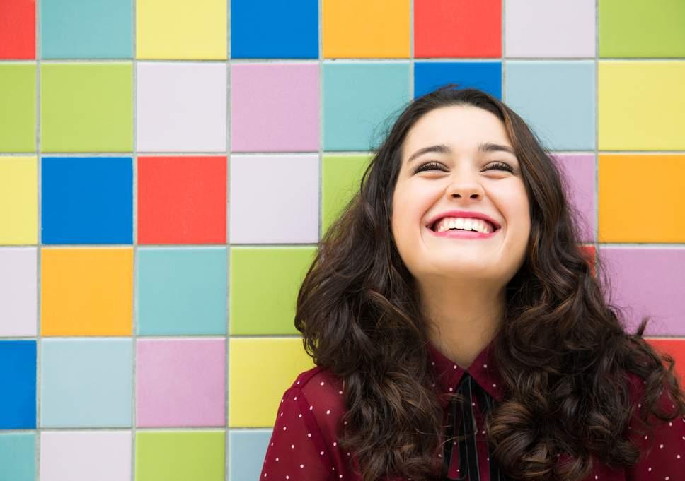 Bleib schön kugelrund: Work-Life-Happiness für Frauen