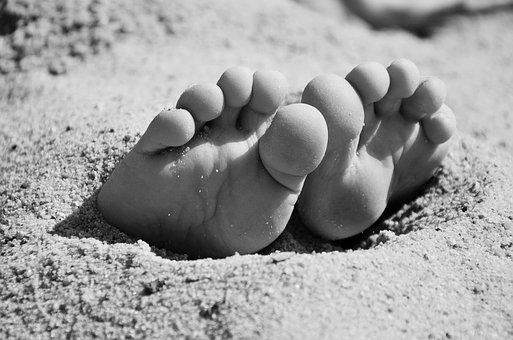 Kansu – Fußsohlenbehandlung