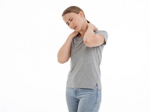 Nacken-Verspannungen